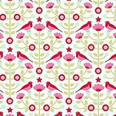 tilda style cotton fabric