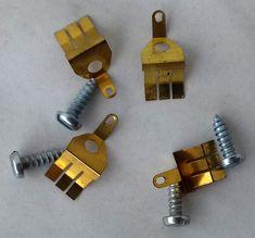 Contacts and screws for modules / Kontakty a šroubky do modulů