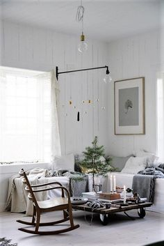 Rustic Scandinavian Christmas Inspiration (my Scandinavian Home)