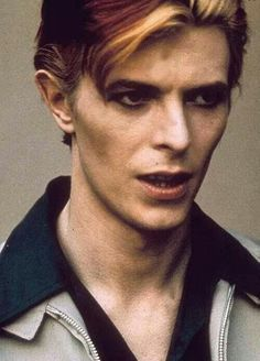 David Bowie==For some reason this makes me think of Lestat. I feel like this distinct image of Bowie was what I had in mind when I imagined him. David Bowie, David Jones, Freddie Mercury, Bowie Starman, New York City, The Thin White Duke, Major Tom, Ziggy Stardust, Actors
