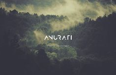 108 Best Free Logo Fonts for Your 2016 Brand Design Projects - Anurati is a new, free uppercase font with a futuristic flavour, created by France-based graphic designer Emmeran Richard. Free Typeface, Typography Fonts, Hand Lettering, Sci Fi Fonts, Web Design, Graphic Design, Type Design, Design Trends, Font 2017