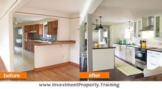 Fantastic Kitchen Renovation. Takes this investment property to executive level (and massively increases rent potential) -