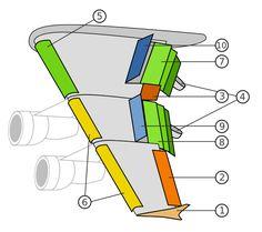 airplan wing