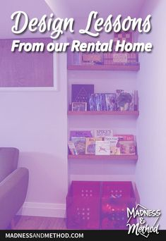 Want to renovate your space or set up an Airbnb rental? Check out these design lessons from our rental apartment to see what we'd change! Airbnb Design, Airbnb Rentals, Air B And B, Rental Apartments, Interior Design Inspiration, Home Renovation, Madness, Diy Projects, Posts