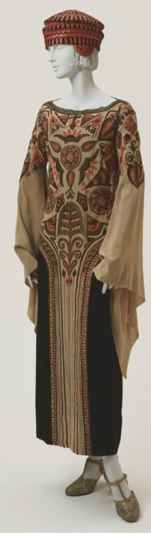Paul Poiret Dress, 1923