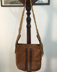 Leather bag. Handmade. Wayu belt