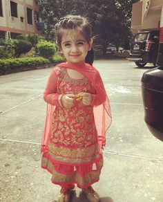 Cleaver,Manipulative,Emotional & Political Brainwashed Assassination & Mal Practices Massacre Of Youth Dresses Kids Girl, Kids Outfits, Baby Girl Fashion, Kids Fashion, Cute Kids, Cute Babies, Kids Ethnic Wear, Indian Kids Wear, Cute Baby Girl Pictures