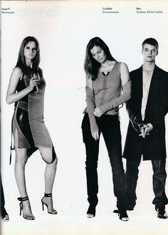 The work of Helmut Lang - Page 15 - StyleZeitgeist