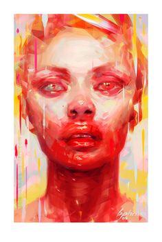 Art by Jenny Saville fin beautiful Jenny Saville, Portraits, Portrait Art, Figure Painting, Painting & Drawing, Figurative Art, Art Inspo, Cool Art, Contemporary Art