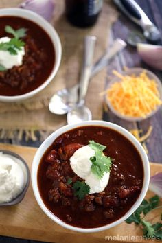 chili beer braised beenless chili melanie makes more beenless chili ...