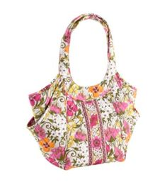 Use my savings for a new Vera Bradley and support the Vera Bradley Foundation for Breast Cancer at the same time!