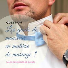 Mariage : messieurs, nous voulons vous entendre !