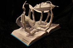 Jodi-Harvey-Brown-book-sculptures-1