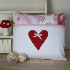 Beautiful handmade range of products for your home. Sewing Pillows, Diy Pillows, Decorative Pillows, Throw Pillows, Cushions To Make, Scatter Cushions, Pin Cushions, Cushion Covers, Pillow Covers