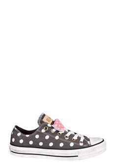 polka-dot converse