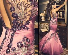 Online Shop Wholesale - Formal Dresses Evening 2013 New Cheap Sexy Strapless Applique Flower Satin Corset Vintage Prom Gown Strapless Dress Formal, Prom Dresses, Formal Dresses, Wedding Dresses, Formal Wear, Engagement Dresses, Evening Dresses Uk, Pink Gowns, Party Gowns