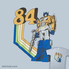 Optimus Prime 84