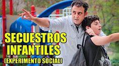 Secuestros Infantiles | Experimento Social - La Vida Del Desvelado - YouTube
