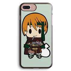 Gaius Chibi Apple iPhone 7 Plus Case Cover ISVC142