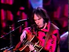 Neil Young - Harvest Moon + interview [January 1993] - YouTube
