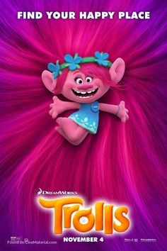 Trolls+movie+poster