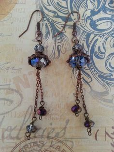 A personal favorite from my Etsy shop https://www.etsy.com/listing/243464824/fairy-inspired-antique-bronze-dangle