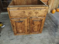 Early American Stain Color On Alder Cabinets