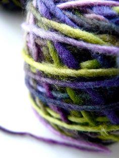 malabrigo ~ some of my favorite yarn ~ photo by moi