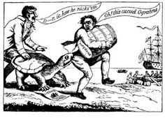 history cartoons | ... cartoon that appears below and your knowledge of United States history