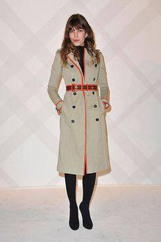 Best Celebrity Trench Coats - Harper's BAZAAR