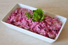 Παντζαροσαλάτα με μαϊντανό και καρύδια Dips, Cabbage, Salads, Paleo, Beef, Vegetables, Ethnic Recipes, Ethnic Food, Crete