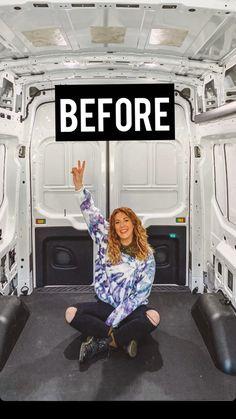 Van Conversion Interior, Camper Van Conversion Diy, Bus Life, Camper Life, T2 Bus, Build A Camper Van, Kombi Home, Van Home, Van Living