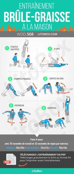 guide de conditionnement physique des hommes à la perte de graisse pdf