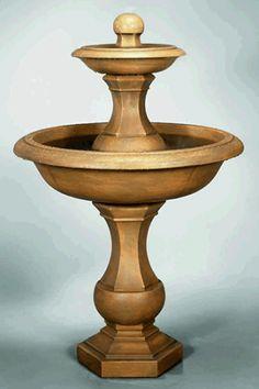 Elegant Barrington Two Tier Fountain
