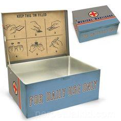 Medical Marijuana Cigar Box $14.99