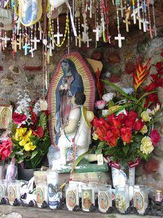 Santa El Santuario de Chimayó Shrine - Chimayo, New Mexico (near Santa Fe)