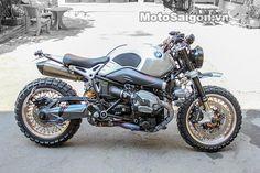 BMW R Nine T Camos