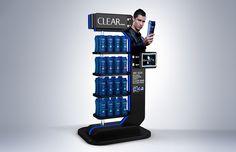 Clear Men Display & FSU Design on Behance