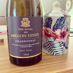 Millon Wines The Royal Chardonnay 2018 • Travelling Corkscrew