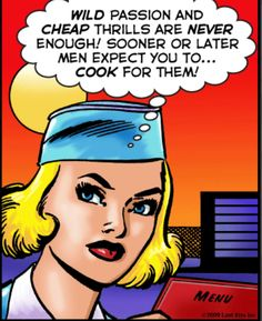 Spooning isn't cooking?