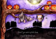 Happy Halloween 2014 by B-Keks on DeviantArt