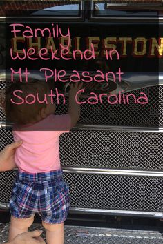 Mt. Pleasant week...family time and where to eat in Mt. Pleasant, South Carolina.