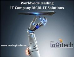 Over the world, MCRL IT Solution is one of the leading IT service providers, which offers wide range of IT services. The giant IT service supplier, MCRL IT Solution is pioneer in offering all the IT related services to its clients like, web designing, website development, search engine optimization, mobile application, Ecommerce solutions, Web hosting and software development.Web design, web designing company, graphic designing, best web designing company in indore