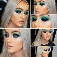 63 Stunning Glamorous Glitter Makeup Inspirational Designs For Prom And Wedding - Page 52 of 63 - Marble Kim Design