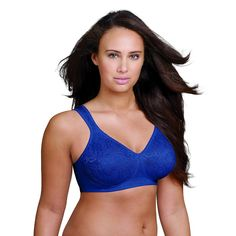 Playtex 18 Hour Women's Ultimate Lift & Support Wireless Bra 4