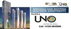 Rudra UNO, First smart city on Noida Expressway to deliver the residential apartments with the lots of amenities. The Rudra UNO project by Rudra Buildwell. The Builder has delivered many projects in NCR region and other cities of North India. For more info Visit http://www.rudrauno.org.in/