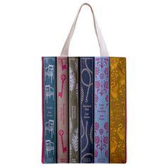 Jane Austen tote bag 19th century Tote bag by VeronicasShowcase
