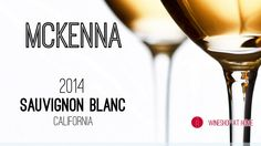 Enjoy the Wine Pick of the Week: The McKenna 2014 California Sauvignon Blanc stays true to the varietal, with a light white flower and citrus flavor combination.  The mid-palate provides a refreshingly cool acidity. Enjoy it with seafood, vegetarian dishes and semi-soft cheeses like Swiss or Havarti. #winepickofweek #sauvignonblanc   Watch the tasting video here: http://wsah.org/b5njRQKw/I23790