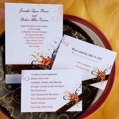 Ideas Wedding Flowers Autumn Australia Galleries For 2019 Wedding Invitation Packages, Fall Wedding Invitations, Beautiful Wedding Invitations, Wedding Invitation Wording, Flower Invitation, Invitation Ideas, Invitation Cards, Wedding Images, Wedding Ideas