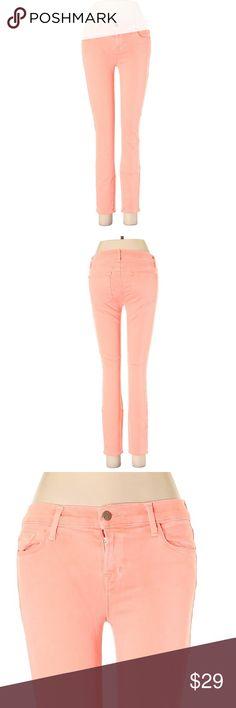 I just added this listing on Poshmark: J Brand Light Pinkish Orange Skinny Low Rise Jeans. Printed Skinny Jeans, Super Skinny Jeans, Skinny Legs, J Brand Jeans, Jeans Brands, Black Skinnies, Black Jeans, Black Cigarettes, Pegged Jeans